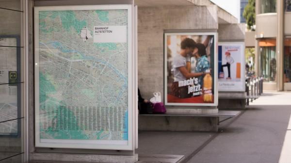 Wahlplakat / Poster A2 (100 Stk)
